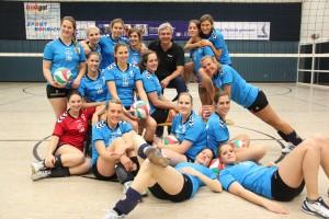 Nach zuletzt zwei Siegen stehen die Volleyballerinnen des TSV Bayer Dormagen nur einen Punkt hinter Platz zwei in der Oberliga.