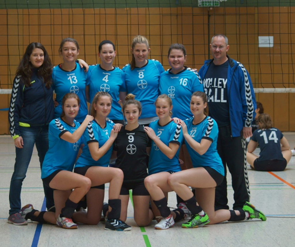 bayer dormagen volleyball