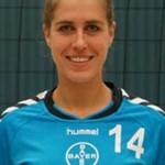 Zuspielerin Mareen Müller steht am Samstag wieder zur Verfügung
