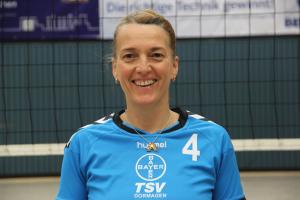 Gesa Becker zeigte beim 3 zu 1 Sieg des TSV eine ganz starke Leistung